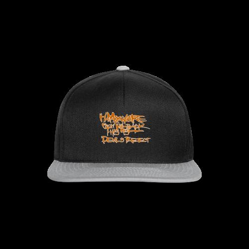 mywar reject - Snapback Cap