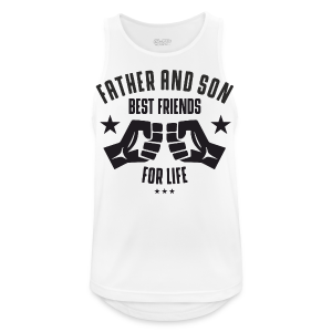 Father and Son - Männer Tank Top atmungsaktiv