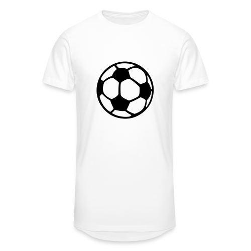 Fußball T-Shirt - Männer Urban Longshirt