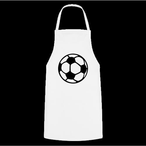 Fußball T-Shirt - Kochschürze