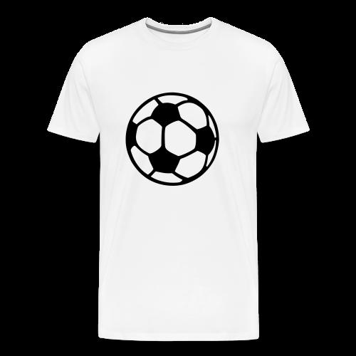 Fußball T-Shirt - Männer Premium T-Shirt