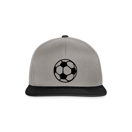 Fußball T-Shirt - Snapback Cap