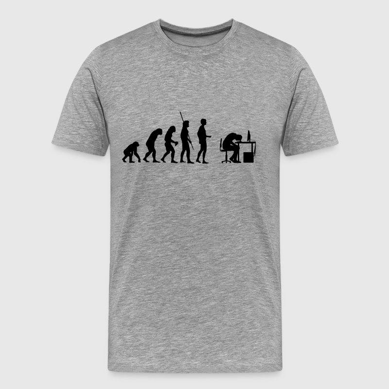 Evolution PC Kaputt T-Shirts - Men's Premium T-Shirt