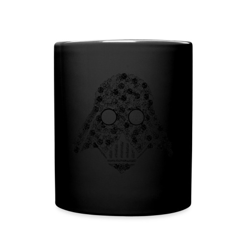 Darth Floral Bag - Full Colour Mug