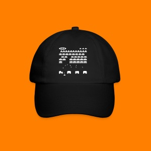 70s and 80s invaders video game - women's tee - Baseball Cap
