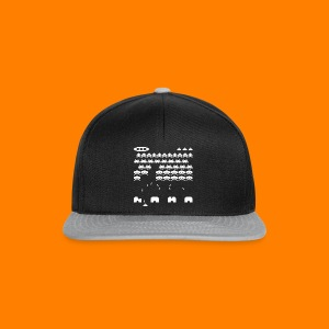 70s and 80s invaders video game - women's tee - Snapback Cap