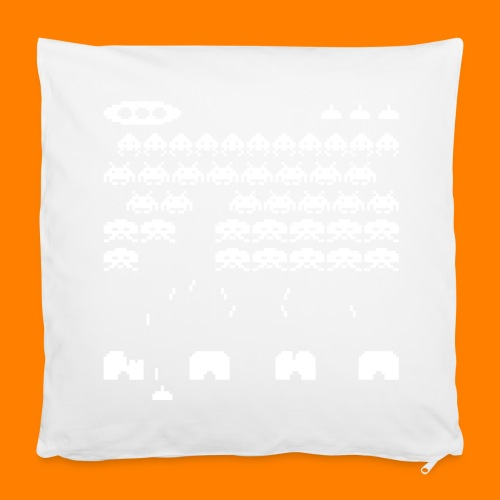 70s and 80s invaders video game - women's tee - Pillowcase 40 x 40 cm