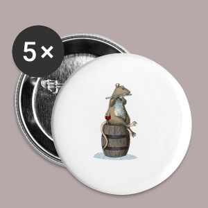 Rat - Buttons small 25 mm