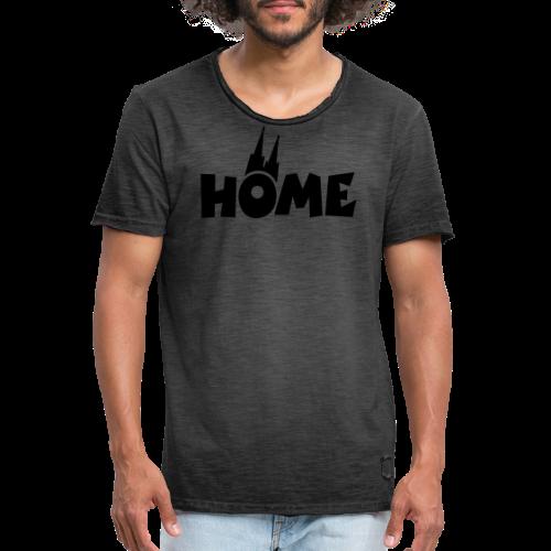 Home Dom S-5XL T-Shirt - Männer Vintage T-Shirt
