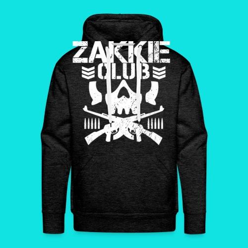Zakkie Club - Men's Premium Hoodie