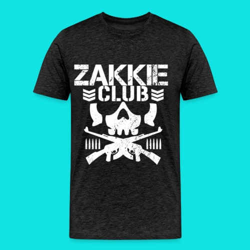 Zakkie Club - Men's Premium T-Shirt