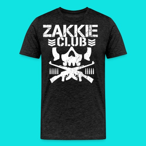 Zakkie Club - Men's Premium T-Shirt