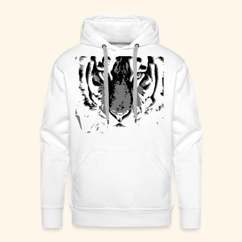 SAUVAGE - Sweat-shirt à capuche Premium pour hommes