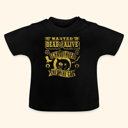 Schrödinger's Cheshire Cat - das Original - Baby T-Shirt