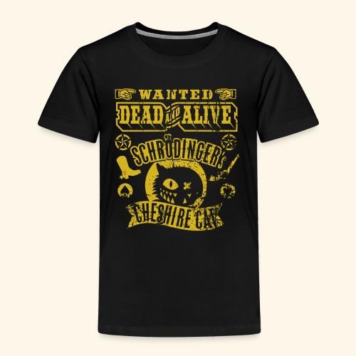 Schrödinger's Cheshire Cat - das Original - Kinder Premium T-Shirt