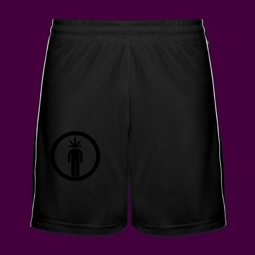 Pothead - Männer Fußball-Shorts