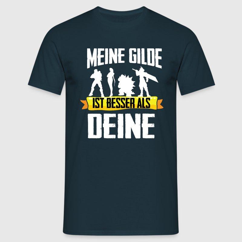 Meine Gilde T-Shirts - Männer T-Shirt