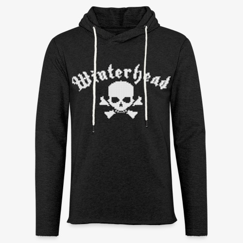 Winterhead (Strick) - Leichtes Kapuzensweatshirt Unisex