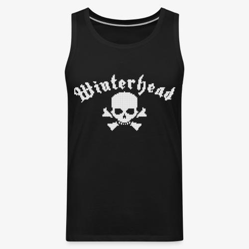 Winterhead (Strick) - Männer Premium Tank Top