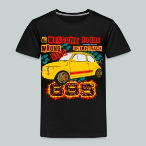 Welcome to the Wrong Side of the Track - Kids' Premium T-Shirt