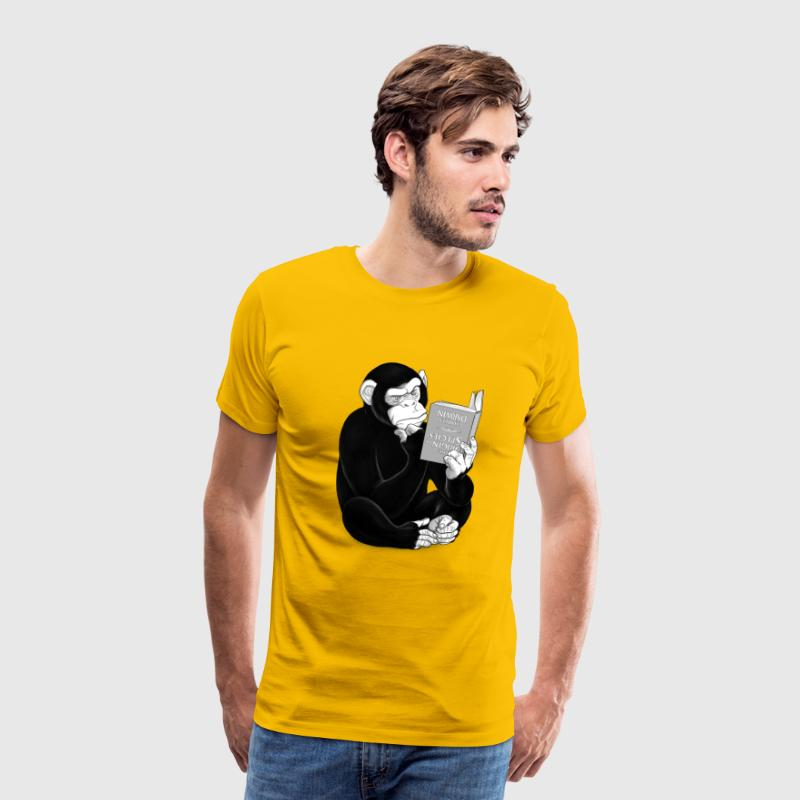 Origin of Species - Men's Premium T-Shirt
