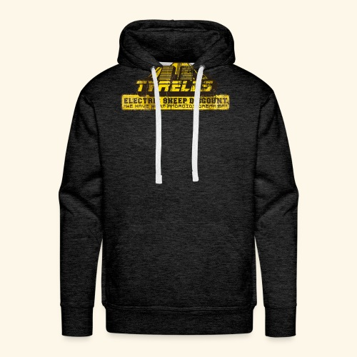 Tyrell's Electric Sheep Discount - Männer Premium Hoodie
