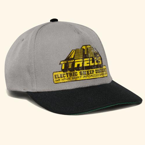 Tyrell's Electric Sheep Discount - Snapback Cap