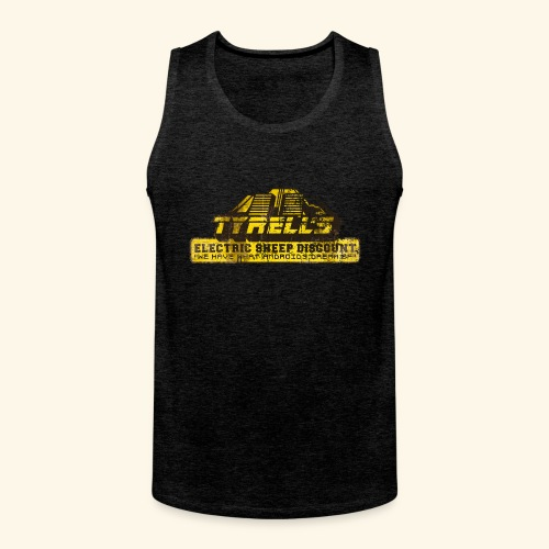 Tyrell's Electric Sheep Discount - Männer Premium Tank Top