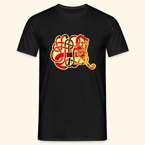 Norse Horse - Männer T-Shirt