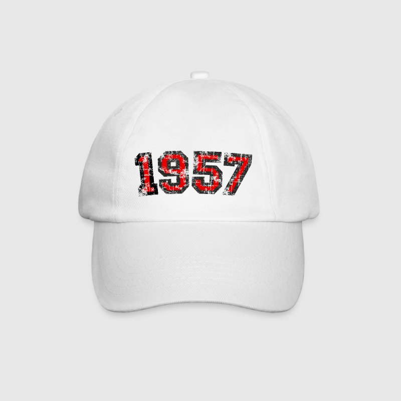 Year 1957 Birthday Vintage Caps & Hats - Baseball Cap