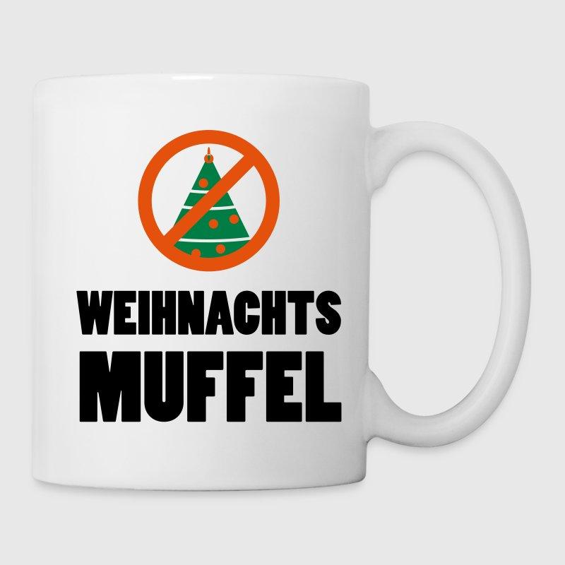 Weihnachtsmuffel Tasse - Tasse