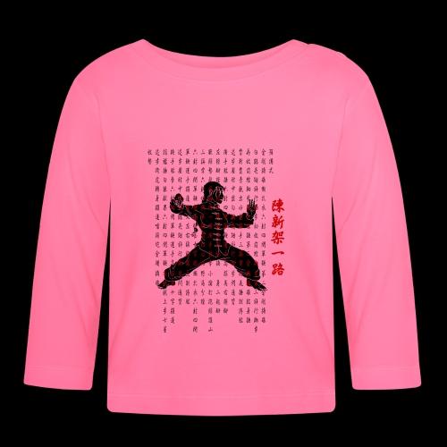 Chen Girl - Baby Langarmshirt