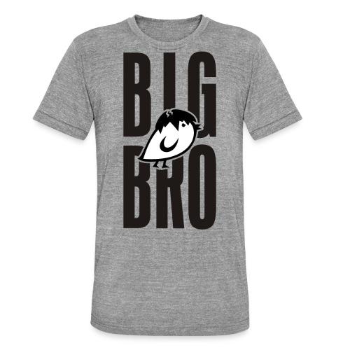 TWEETLERCOOLS - BIG BRO KÜKEN - Unisex Tri-Blend T-Shirt von Bella + Canvas