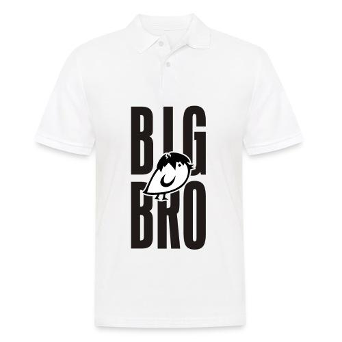 TWEETLERCOOLS - BIG BRO KÜKEN - Männer Poloshirt