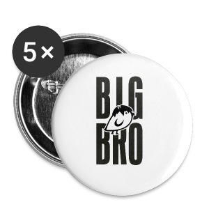 TWEETLERCOOLS - BIG BRO KÜKEN - Buttons klein 25 mm