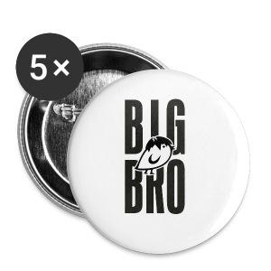 TWEETLERCOOLS - BIG BRO KÜKEN - Buttons klein 25 mm