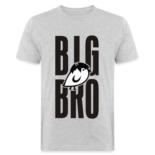 TWEETLERCOOLS - BIG BRO KÜKEN - Männer Bio-T-Shirt