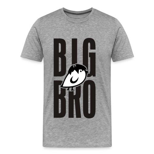 TWEETLERCOOLS - BIG BRO KÜKEN - Männer Premium T-Shirt