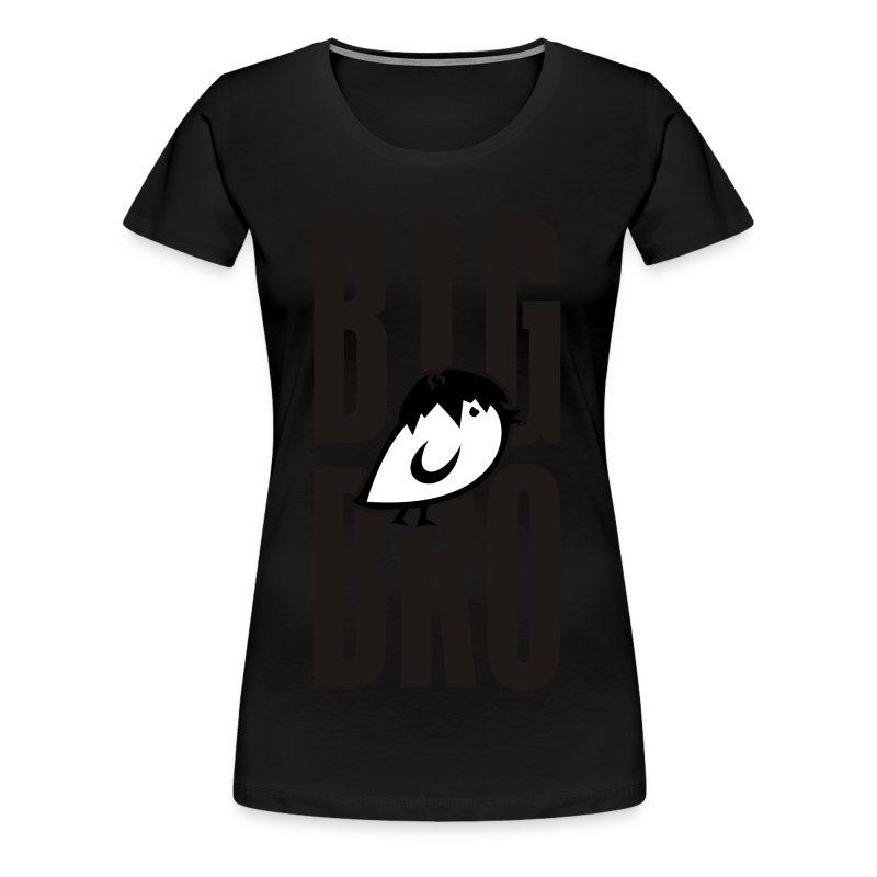 TWEETLERCOOLS - BIG BRO KÜKEN - Frauen Premium T-Shirt