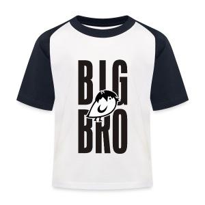 TWEETLERCOOLS - BIG BRO KÜKEN - Kinder Baseball T-Shirt