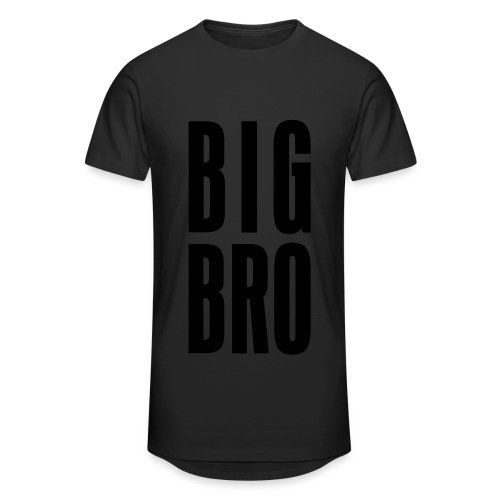 BIG BRO - Männer Urban Longshirt