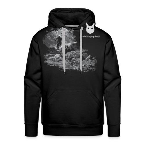 Deep in the Forest - Men's Premium Hoodie