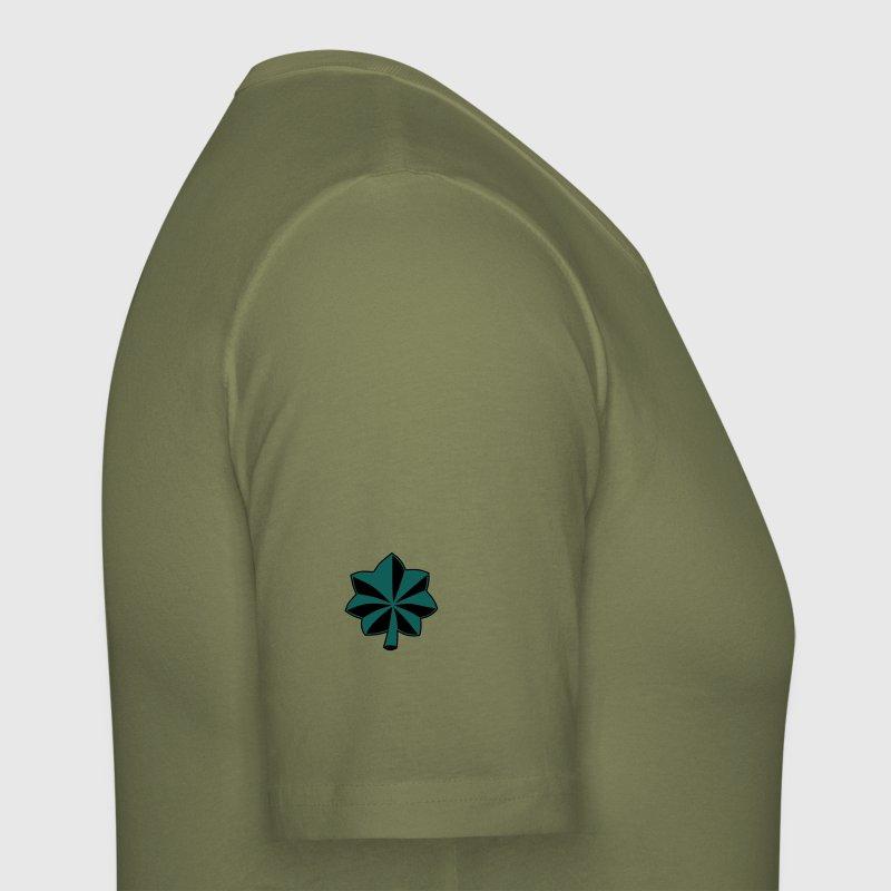 Lieutenant Colonel LTC US Army, Mision Militar ™ T-Shirts - Männer Slim Fit T-Shirt