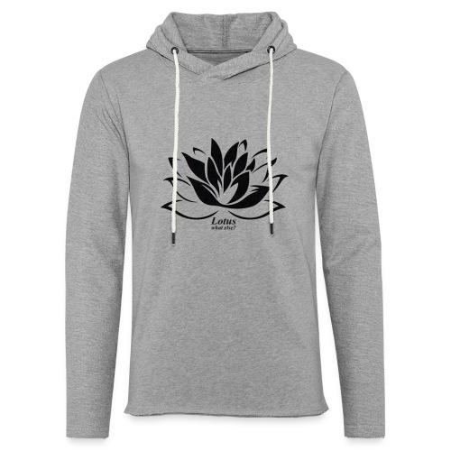 Männer T-Shirt Motiv vorn - Leichtes Kapuzensweatshirt Unisex