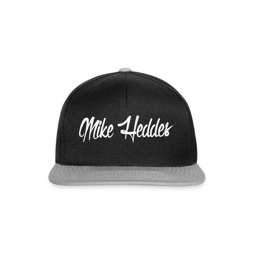 Mike Heddes Baseball-cap - Snapback Cap