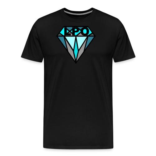 Limitierter LPO Diamond Frauen T-Shirt - Männer Premium T-Shirt