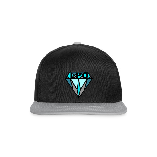 Limitierter LPO Diamond Frauen T-Shirt - Snapback Cap