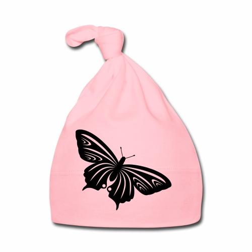 Kleiner Schmetterling C - Baby Mütze