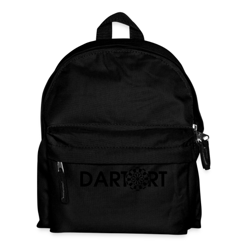 Tartort Dartsport Dartort Shirt - Kinder Rucksack