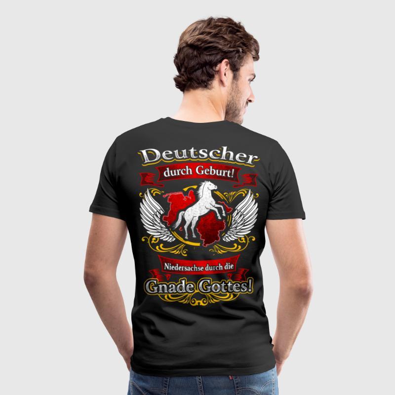 GG NIEDERSACHSEN - Männer Premium T-Shirt